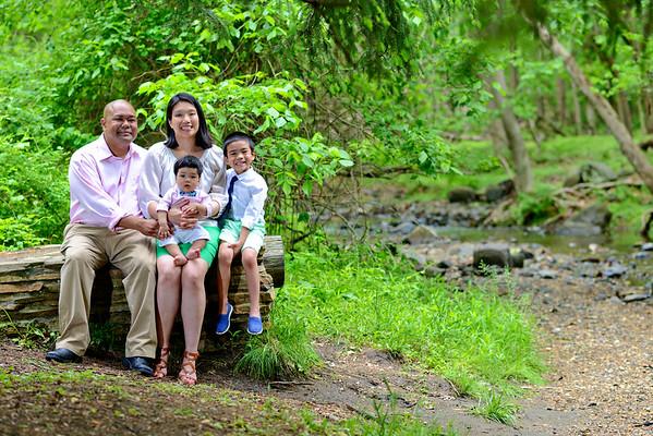 Prachanronarong-Budoy Family