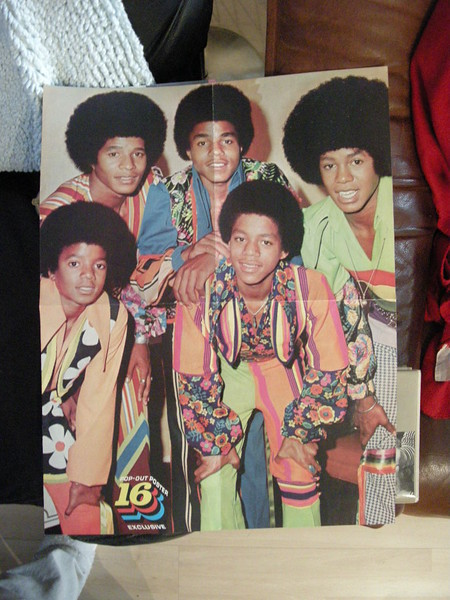 Jackson-Osmond poster