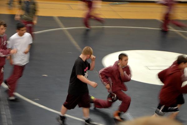 KMS Wrestling 2-2-09