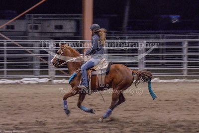 Spruill Girls Barrel Racing