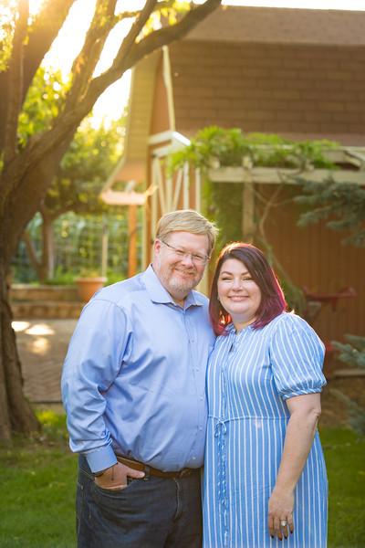 Stephanie & Scott