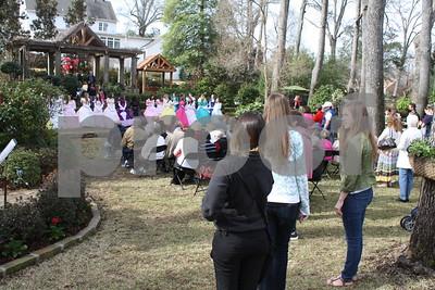 3/21/14 Azalea & Spring Flower Trail 2014 Ribbon-Cutting & Opening Ceremony by James Bauer, Sarah Miller, & David Thomas