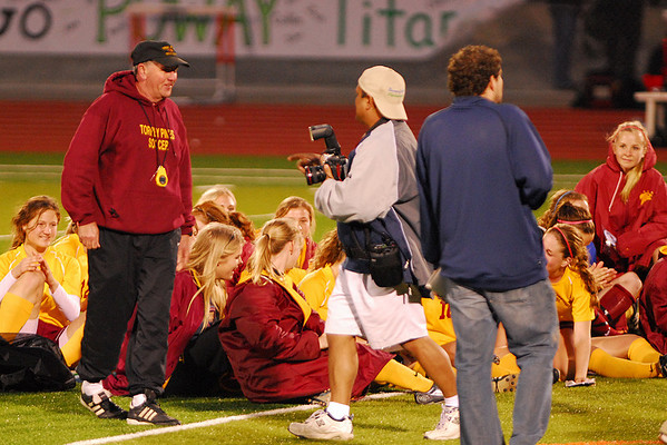 CIF Championship, Mar 1, Pre and Post game