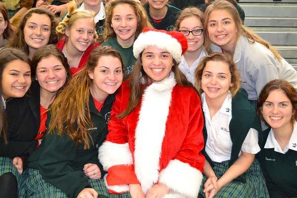 STUCO Christmas Spirit Week