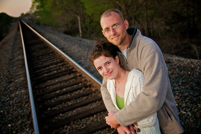Andrew and Janeen Engagements