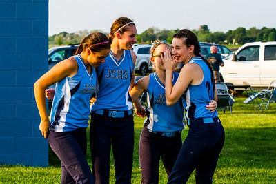 JCHS Girl's Softball 2014
