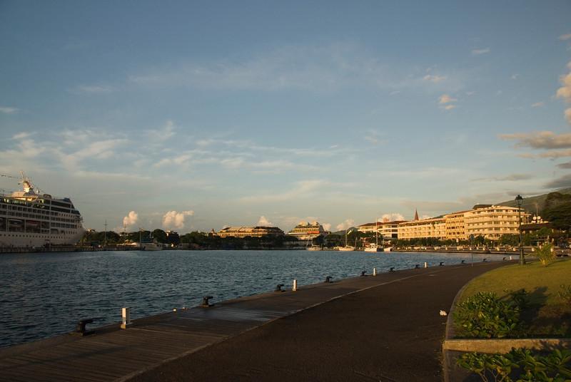 Papeete Harbor