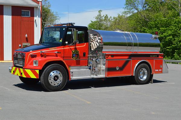 Company 38 - New Creek Fire Department