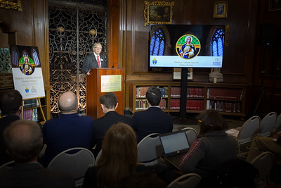 2017 Launch of Historic Catholic Records Online