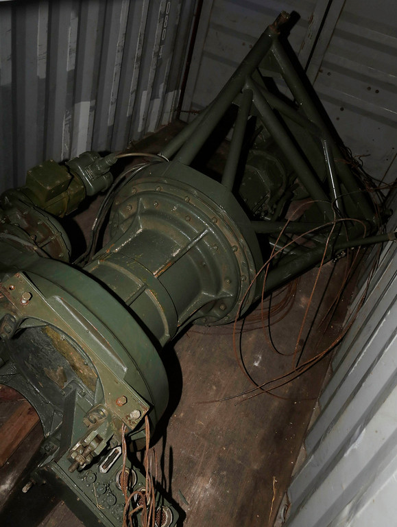 ". Part of a long, green missile-shaped object is seen inside the North Korean flagged ship ""Chong Chon Gang\"" docked at the Manzanillo Container Terminal in Colon City-shaped object is seen inside the North Korean flagged ship \""Chong Chon Gang\"" docked at the Manzanillo Container Terminal in Colon City July 16, 2013. REUTERS/Carlos Jasso"