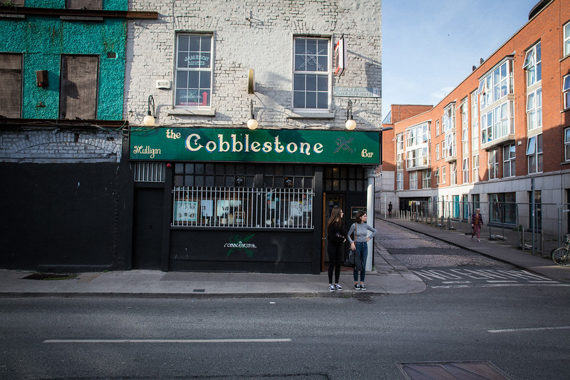 This a real Irish pub.Not too touristy