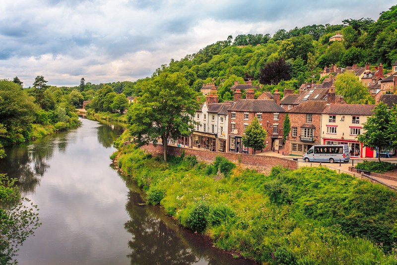 Town of Ironbridge Gorge