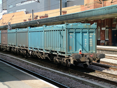 FEA-A GBRf paired intermodal flats