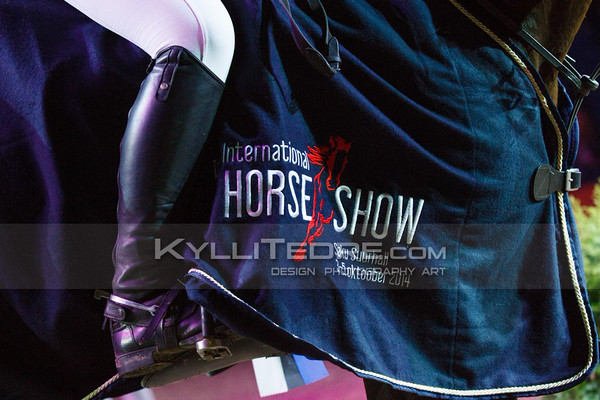Friday: Young riders 125 cm / G4S (mostly price giving ceremony)