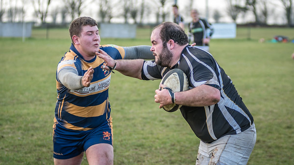 Kesteven RFC 1st XV vs Loughborough