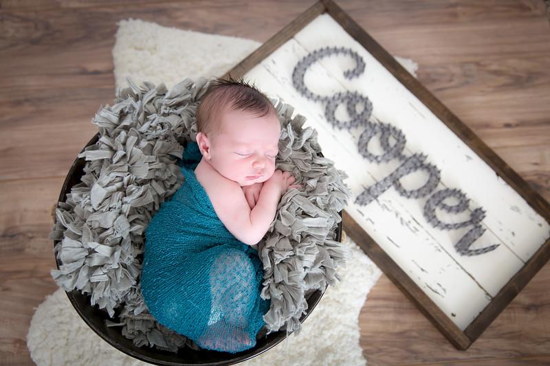 Baby Cooper B