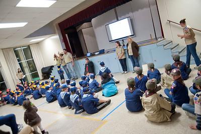 1379 Boy Scouts Blue & Gold 2013