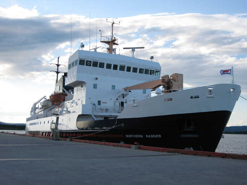 The MV Northern Ranger