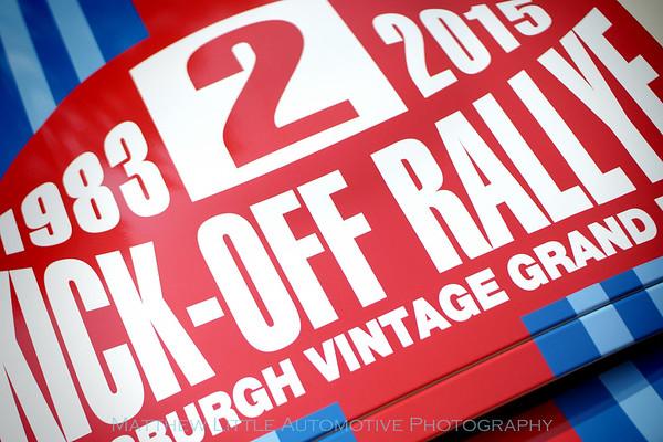 Kick-Off Rallye 7-5-15