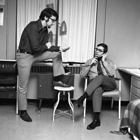 Bob Dickenson & John Adney