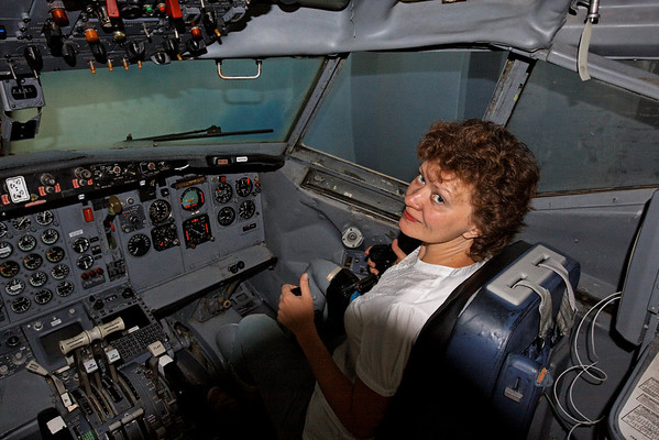 Boeing Museum - Jul 3, 2009