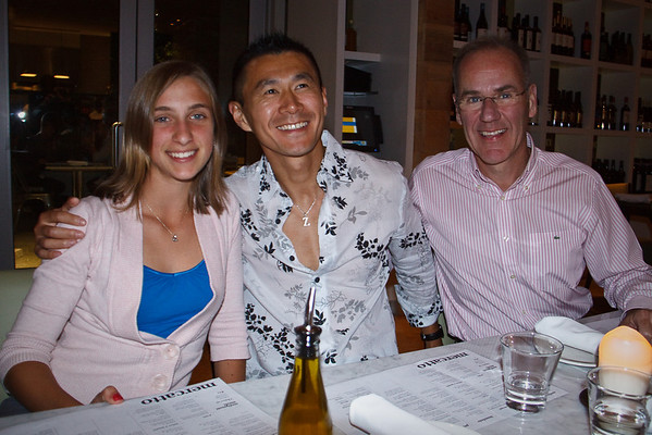 Hin's Birthday Dinner - 2009