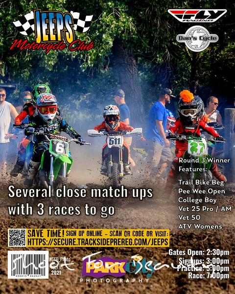 Jeeps SX 2021 Magazine Round 4