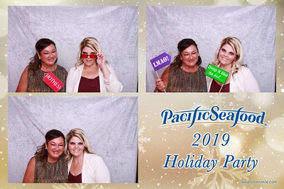 2019 Pacific Seafood Holiday Party