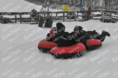 Snow Tubing 2-27-13 1-3pm session