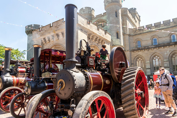 Eastnor Steam Fair and Bilsington