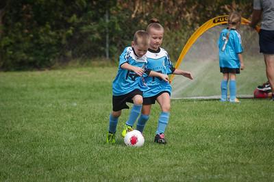 Belle-Clair Soccer League 9-20-14