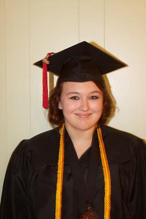 Ann Marie's Graduation Pictures