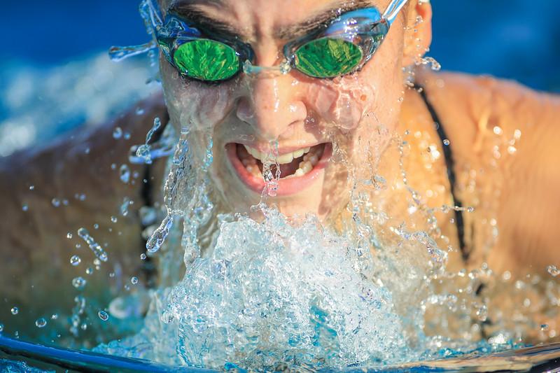 2018 Ransom Everglades Swimming