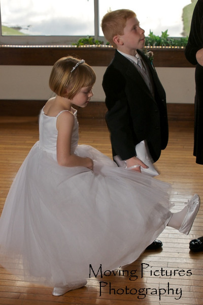 Erin & Evan Wedding - Chloe and Riley