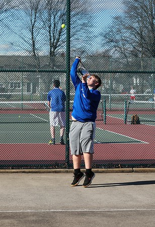 Boys Varsity Tennis –2019
