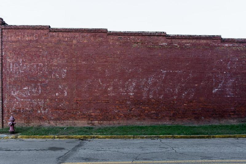 GA, Tennille - Coca-Cola Wall Sign 03