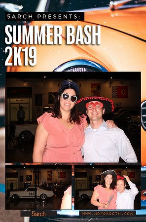 5arch Summer Bash