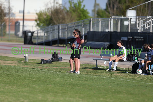 UGHS Soccer 3-29-2016 vs Dutchtown