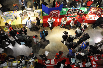 2010 Winter Involvement Fair