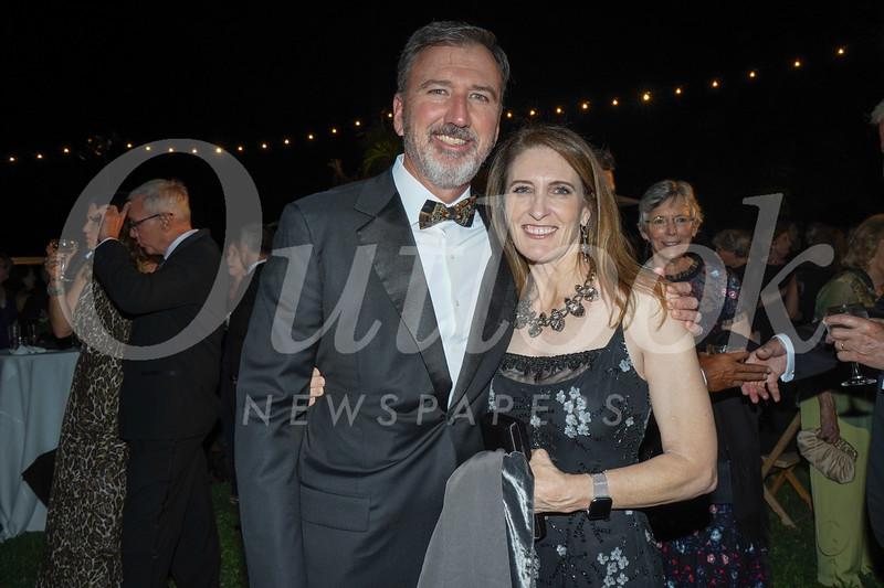 Mike and Karen Preston