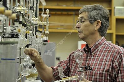 26961 Dr. Peterson and Allen Burns Environmental Portrait