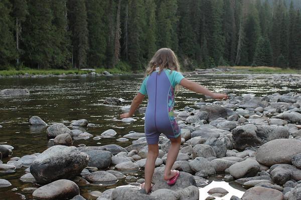 Kelly in Idaho