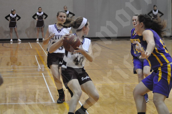 Basketball: GSA girls vs Bucksport 12/17