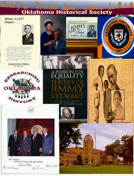 The Oklahoma Historical Society is an agency of the government of Oklahoma dedicated to promotion and preservation of Oklahoma's history and its people by collecting, interpreting, and disseminating knowledge and artifacts of Oklahoma.