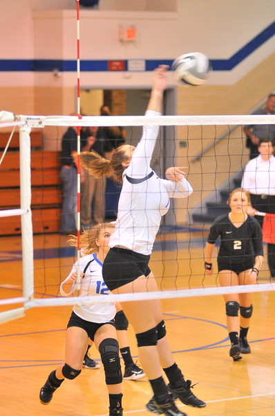 10-18-17 Sports Napoleon @ Defiance sectional VB