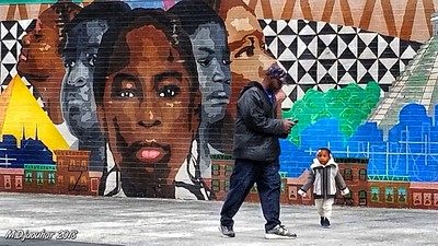 Urban Art V- 2018