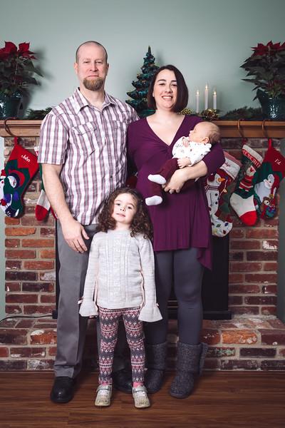 Gapsis Christmas Portraits