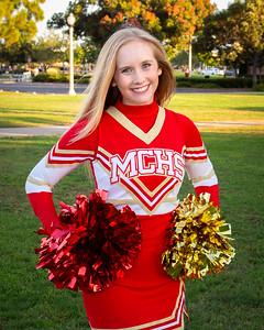 Tessa:   High School Senior