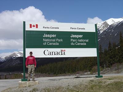 JASPER NATIONAL PARK-ALBERTA, CANADA