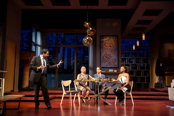 Disgraced at the Guthrie Theatre